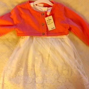Cherokee Baby Girl Dress